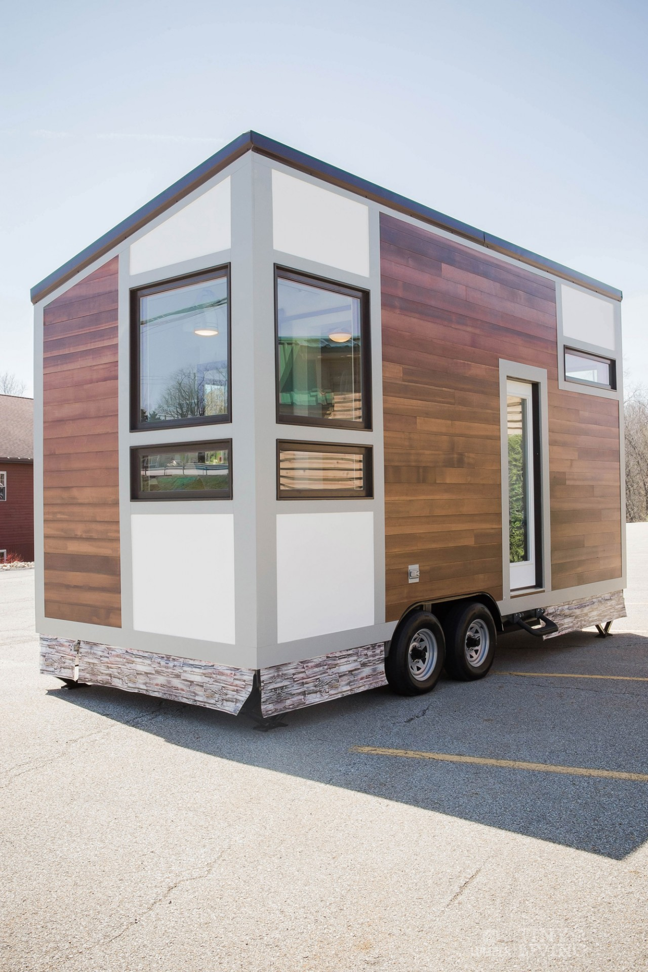 The Degsy 84 Tiny Houses