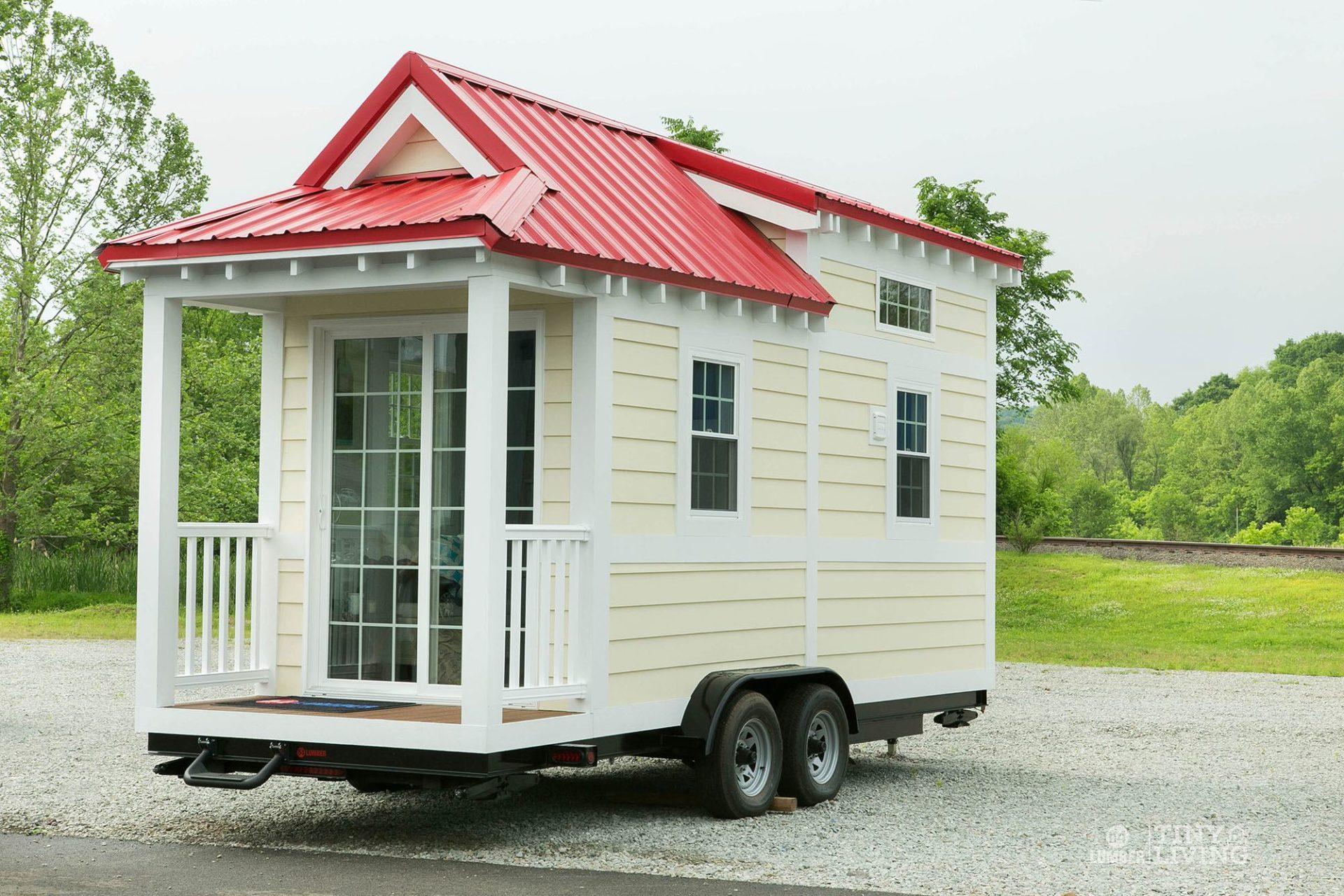 Tiny Home Designs: 84 Tiny Houses