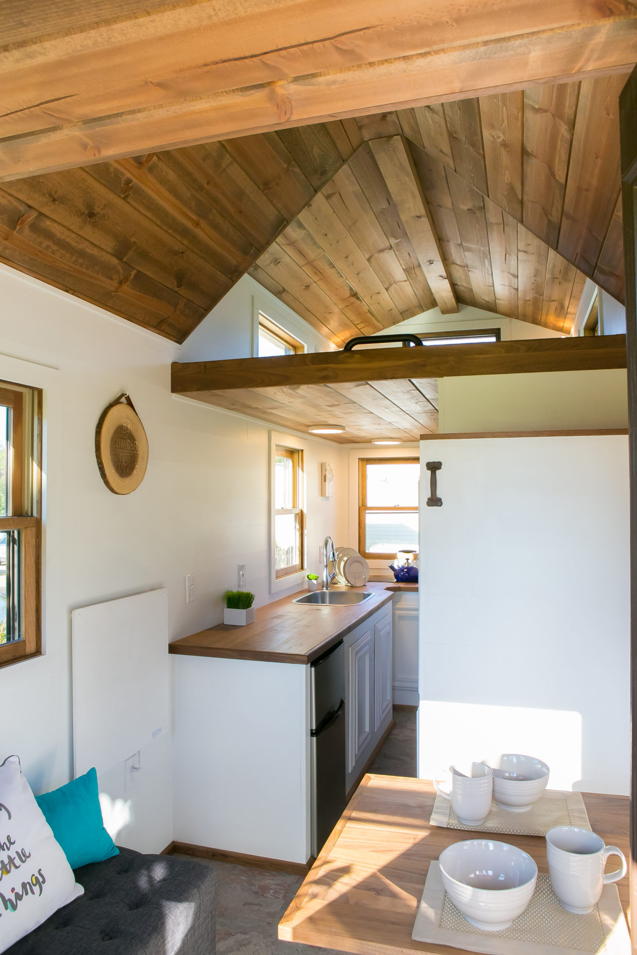 The Roving 84 Tiny Houses